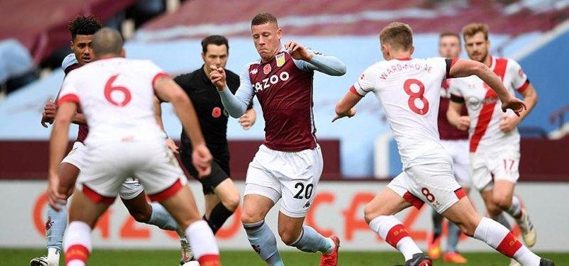 Premier Lig: Aston Villa 3-4 Southampton | MAÇ SONUCU