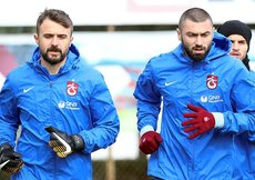 Trabzonspor'da Onur ve Burak kulübe ihtar çekti
