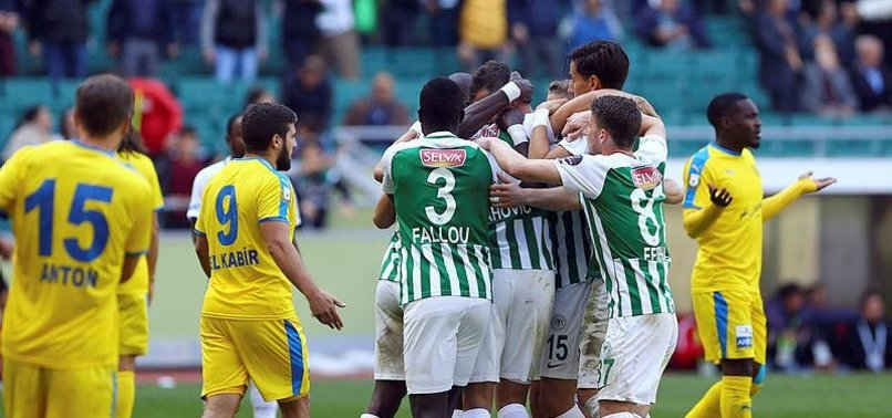 Konyaspor'dan kritik üç puan!