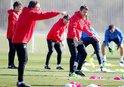 Antalyaspor'da Çaykur Rizespor maçı hazırlıkları sürüyor