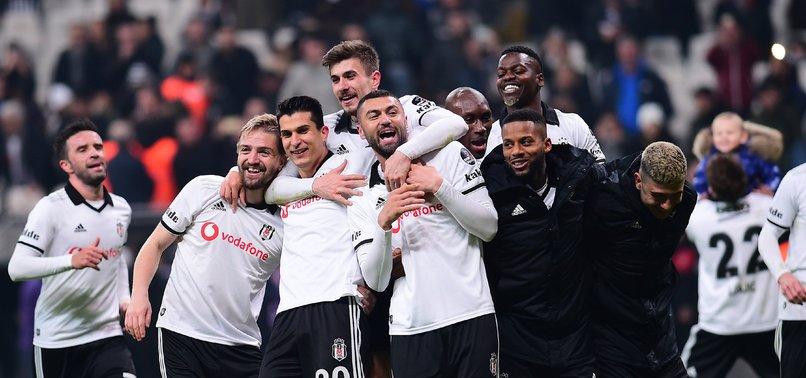 Beşiktaş'ı yeniler uçuruyor!