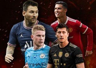 FIFA 2022'nin en iyi 22 futbolcusu belli oldu! İşte zirvenin sahibi
