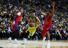 Fenerbahçe Doğuşa son saniye şoku