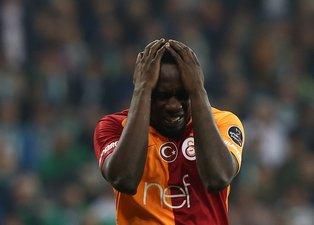 Galatasaray'da beklenen son! Diagne 4.5 milyon Euro'ya...