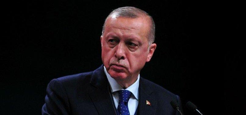 Başkan Erdoğan'dan Can Bartu için taziye mesajı