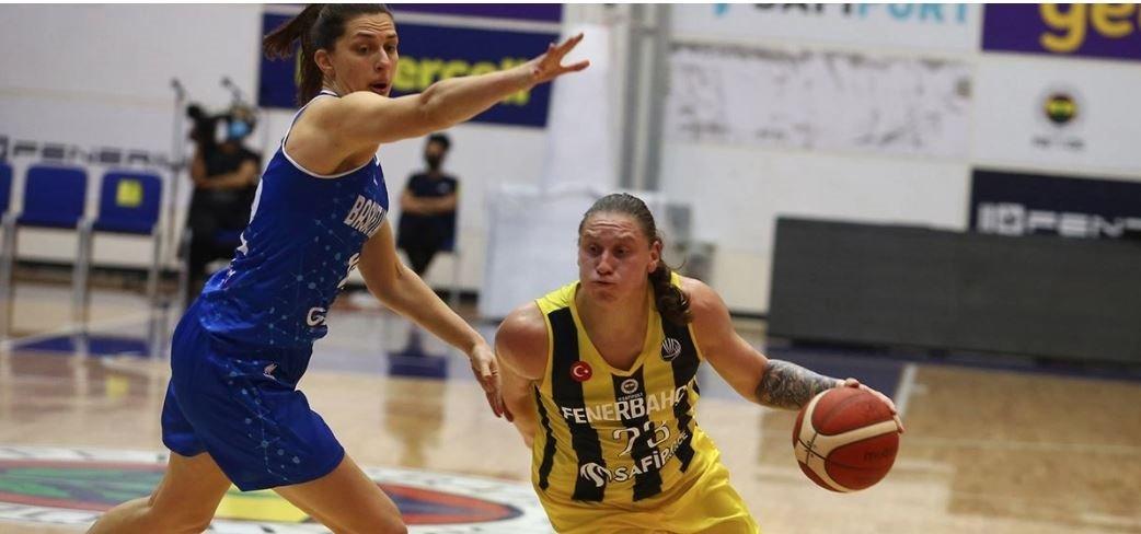 aSpor: Fenerbahçe Safiport - Basket Landes: 65 - 70
