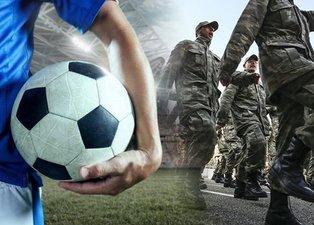 İşte Türk futbolunun bedelli askerlik raporu