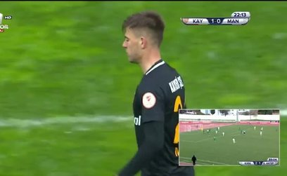 Kayserispor 1-0 Manisa FK