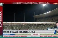 2020 Şampiyonlar Ligi finali İstanbulda