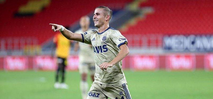 Dimitrios Pelkas gol sevincinin anlamını açıkladı!