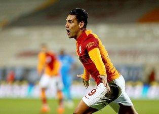 ABD'den Galatasaraylı Radamel Falcao için resmi açıklama geldi! Transfer...