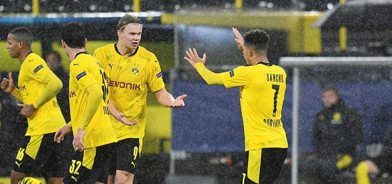 Borussia Dortmund 2-0 Zenit | Maç sonucu | Haaland attı Dortmund puanla tanıştı