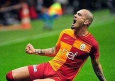 Maicon Vidayı geçti! Vidadan iyi futbolcu