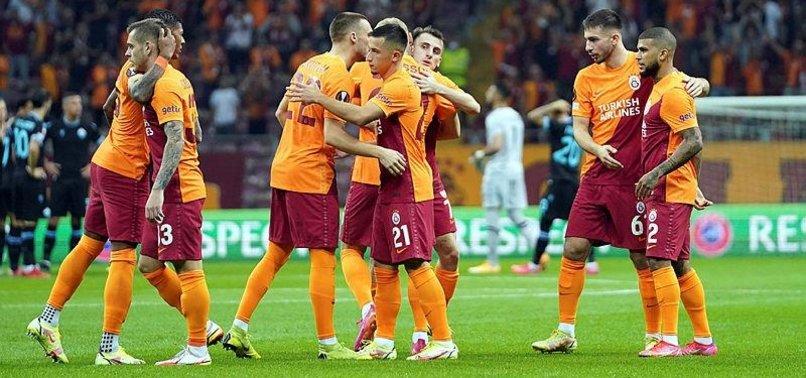 Galatasaray'ın 9 maçtır bileği bükülmüyor!
