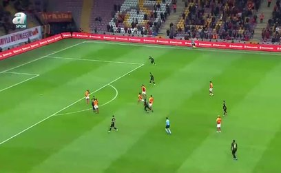 Galatasaray 0-0 Evkur Yeni Malatyaspor (Maç özeti)