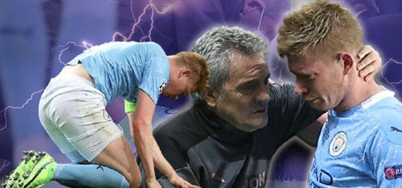 Son dakika spor haberleri: Şampiyonlar Ligi finaline Kevin De Bruyne damga vurdu!