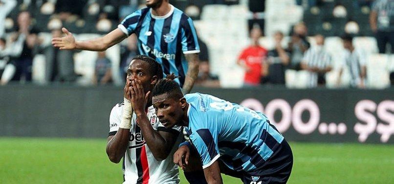 Beşiktaş 3 - 3 Adana Demirspor (MAÇ SONUCU-ÖZET)