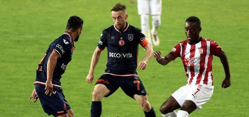 Sivasspor 0-0 Başakşehir (MAÇ SONUCU-ÖZET)
