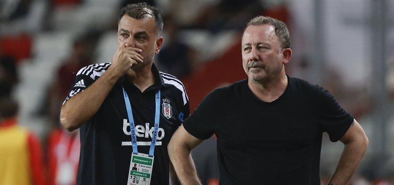 Son dakika Beşiktaş haberleri   Beşiktaş'ın oyundan düşmesine anlam veremiyorum