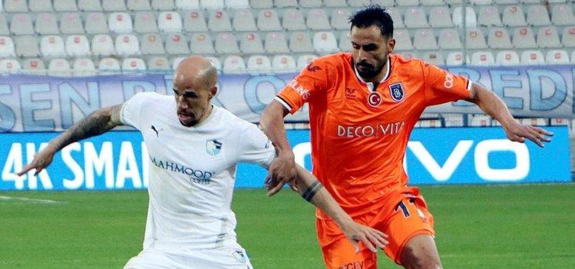 Erzurumspor 1-2 Başakşehir (MAÇ SONUCU-ÖZET)