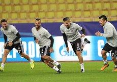Beşiktaşta yeni sezon mesaisi başlıyor