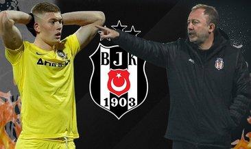 Beşiktaş'a Ukraynalı golcü!