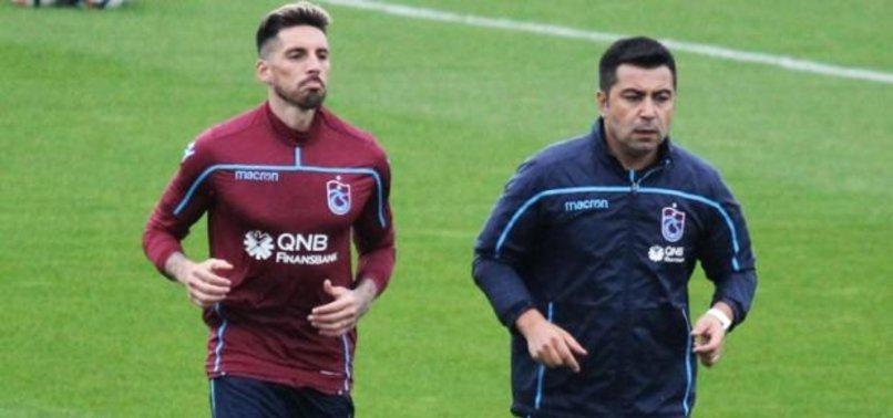Trabzonspor'a Sosa müjdesi