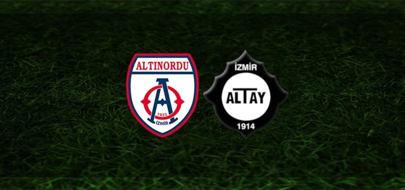 Altınordu - Altay maçı ne zaman? Saat kaçta? Hangi kanalda? Şifresiz mi?