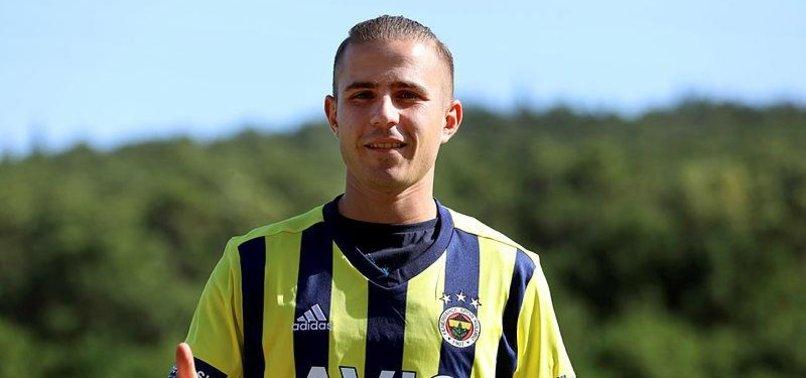 Fenerbahçeli Dimitrios Pelkas'tan çarpıcı açıklamalar! Tarzımı Insigne'ye benzetiyorum