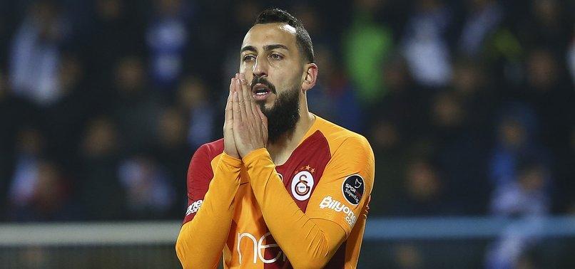 Galatasaray'a Mitroglou şoku! Sakatlandı