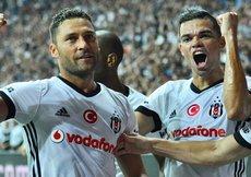 Beşiktaşta flaş gelişme! 2 isim kadroya alınmadı
