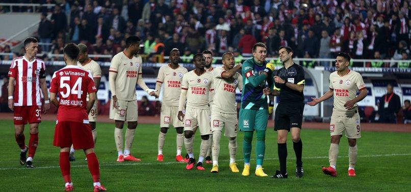 Spor yazarları Demir Grup Sivasspor-Galatasaray maçını değerlendirdi
