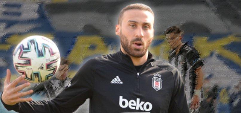 Beşiktaş'ta Cenk Tosun'dan haber var! Fenerbahçe derbisinde...