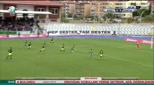 Y. Amasyaspor 0 - 5 A. Konyaspor