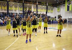 Fenerbahçe Kadın Basketbol Takımı Letonya deplasmanında