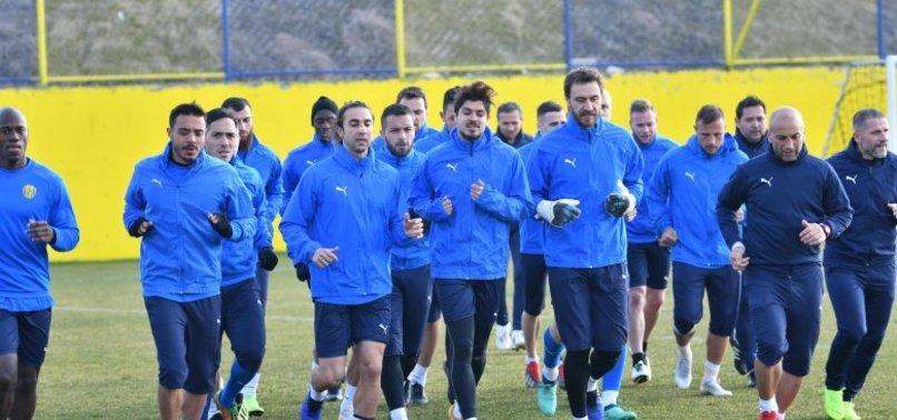 Ankaragücü'nde Bursaspor hazırlıkları başladı