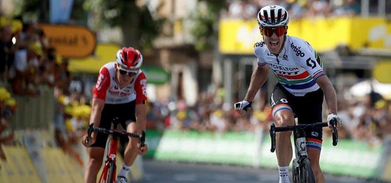 Fransa Bisiklet Turu'nda 9. etap tamamlandı