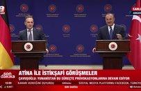 Bakan Çavuşoğlu'ndan Alman Bakan'a Mesut Özil göndermesi!