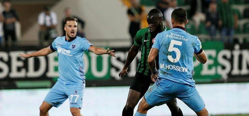 Trabzonspor'un savunması güven veriyor