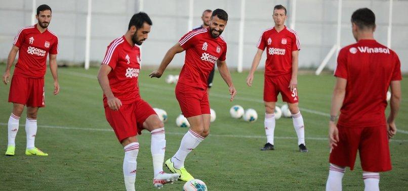 Sivasspor'da Başakşehir maçı hazırlıkları