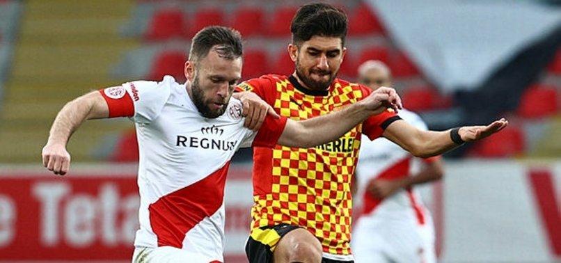 Son dakika spor haberi: Antalyaspor - Göztepe maçının tarihi değişti!