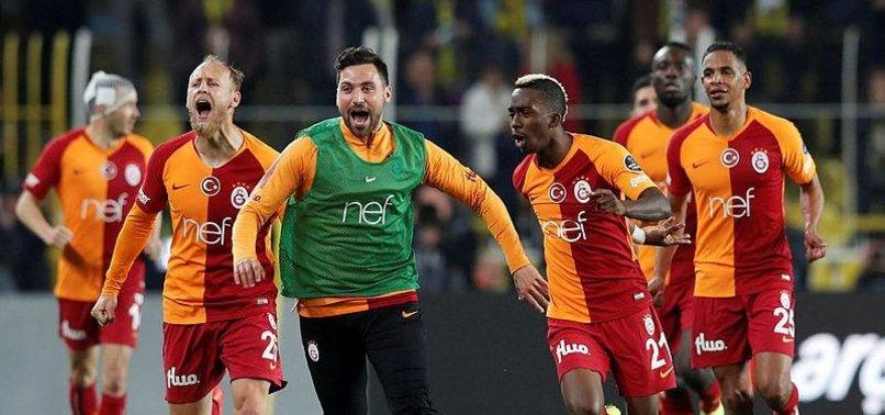 Galatasaray MHK sayesinde şampiyonluk potasının içinde