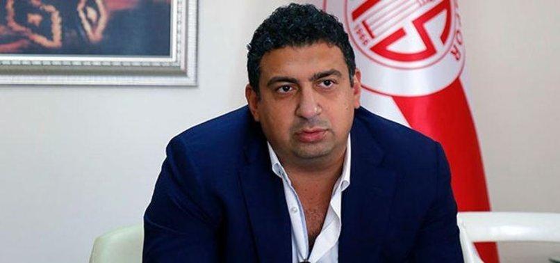 Antalyaspor'da 'son dakika' haciz şoku