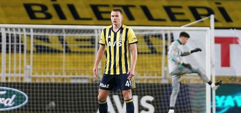 Fenerbahçe'de Attila Szalai göze girdi
