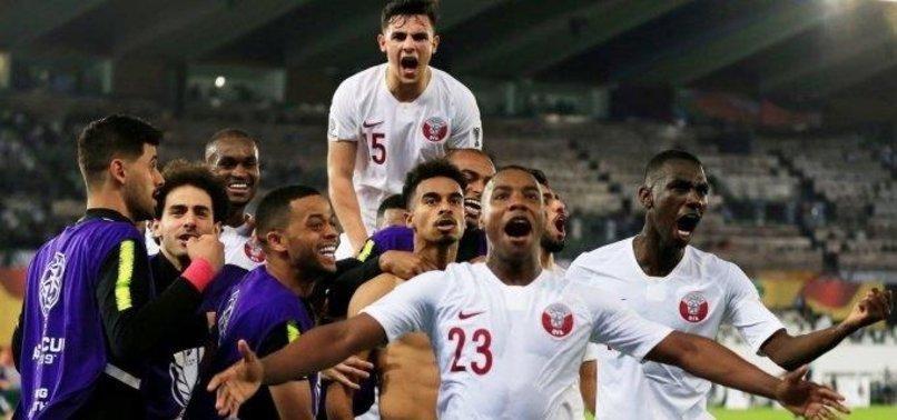 Şampiyon Katar!