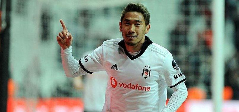 Beşiktaşlı Kagawa'ya milli davet