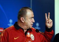 Fatih Terimden flaş Gomis sözleri: İki golcü...