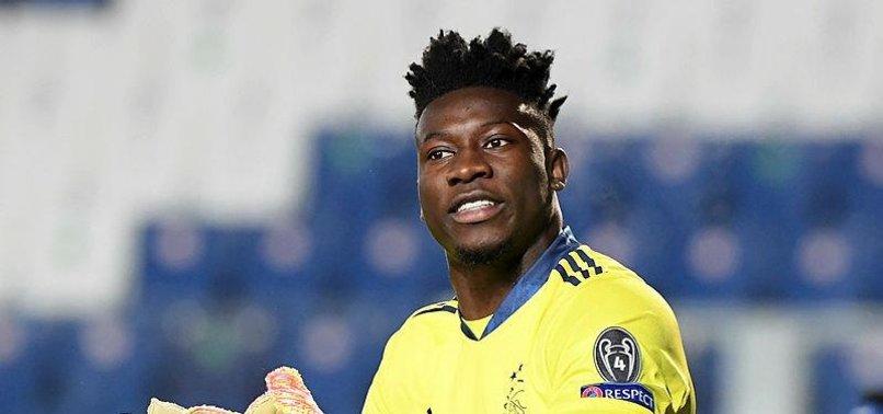 Ajax kalecisi Andre Onana'ya CAS müjdesi! Cezası...