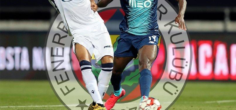 Fenerbahçe'nin sol kanadına Portekizli yıldız! Fabio Martins ile anlaşma sağlandı