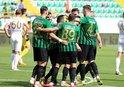 Akhisarspor Süper Lig'e veda maçında
